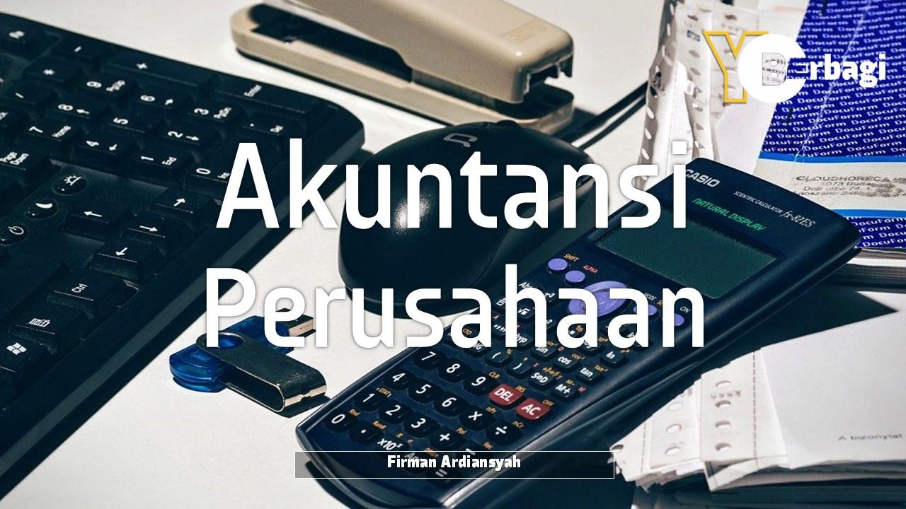 Akuntansi Perusahaan Teknologi