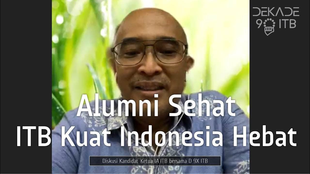 Alumni Sehat ITB Kuat Indonesia Hebat