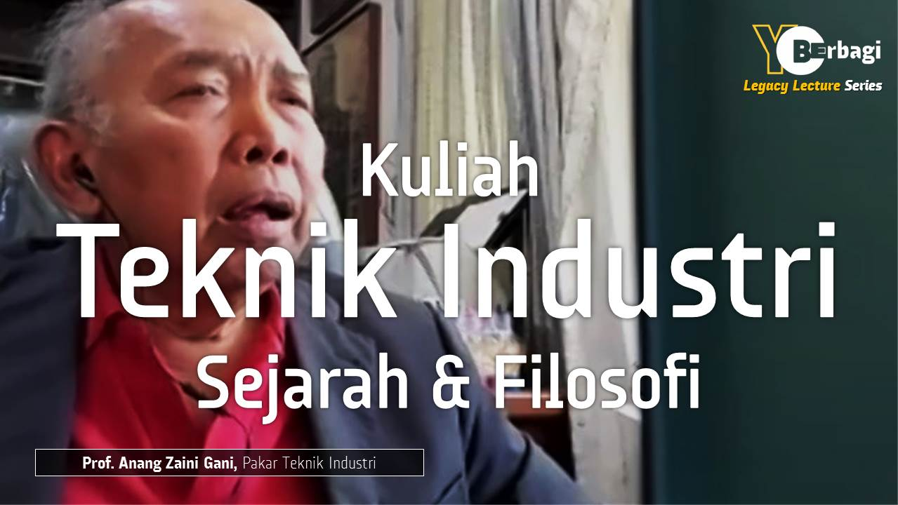 Apa itu Teknik Industri?
