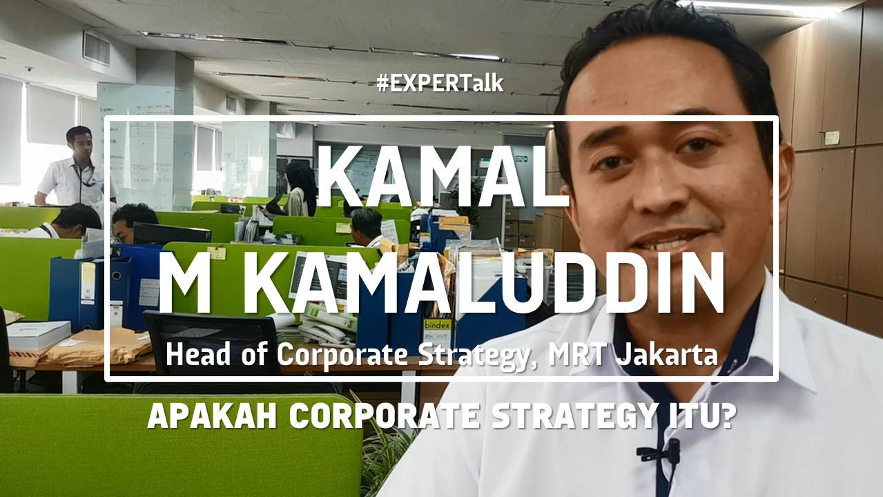 Corporate Strategy Perusahaan