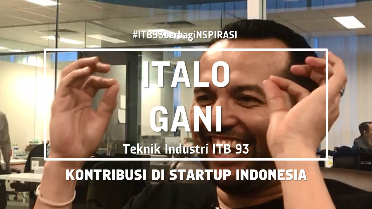 Early Startup Entrepreneur Indonesia
