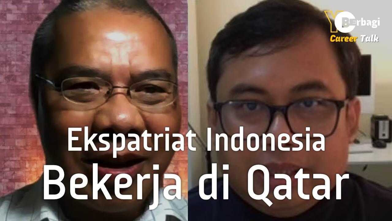 Ekspat Indonesia Bekerja di Qatar, Negara Terkaya di Dunia