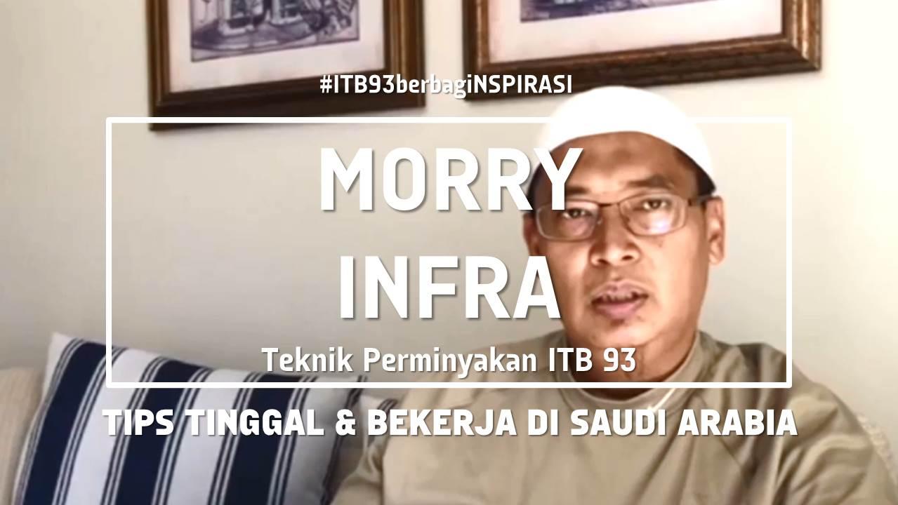 Engineer Indonesia Bekerja dan Tinggal di Saudi Arabia