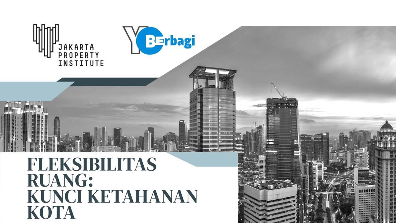 Fleksibilitas Ruang Kunci Ketahanan Kota