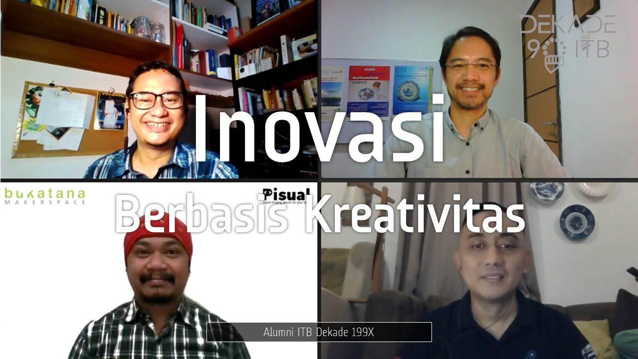 Inovasi Berbasis Kreativitas di Startup dan Korporasi