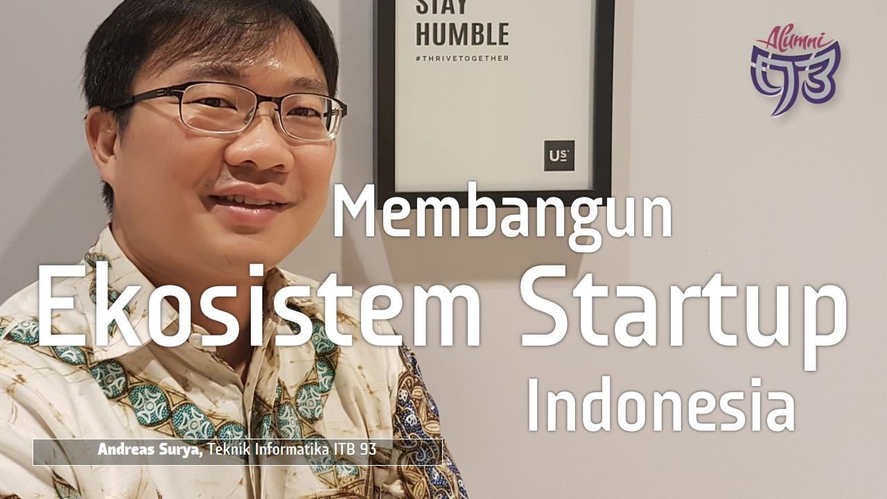 Kontribusi di Ecosystem Startup Indonesia