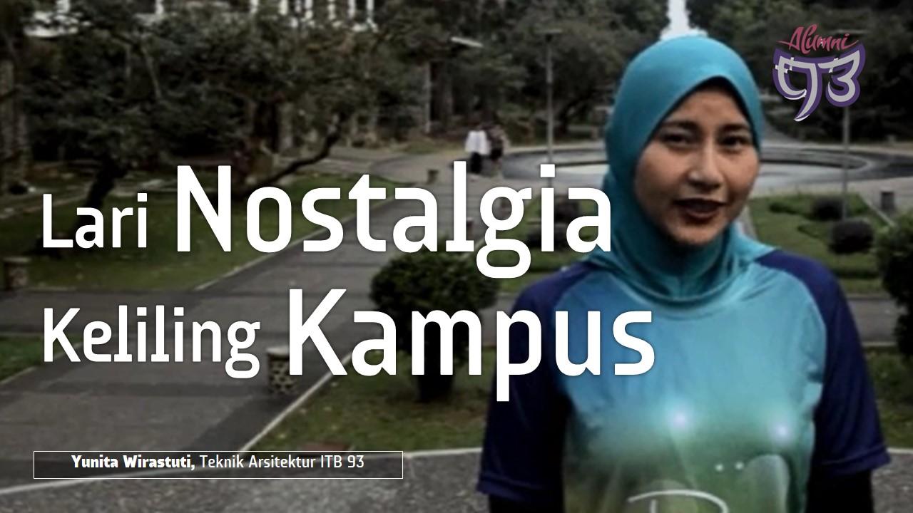 Lari Nostalgia Reuni Perak ITB93