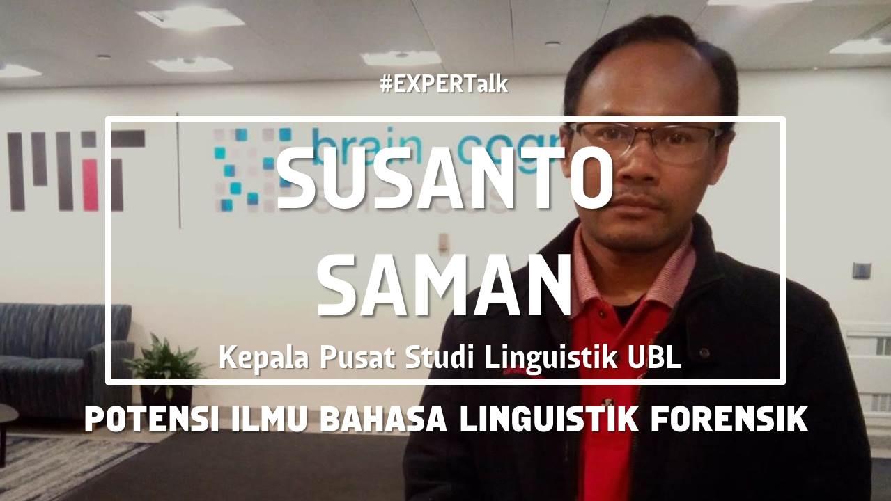 Linguistik Forensik