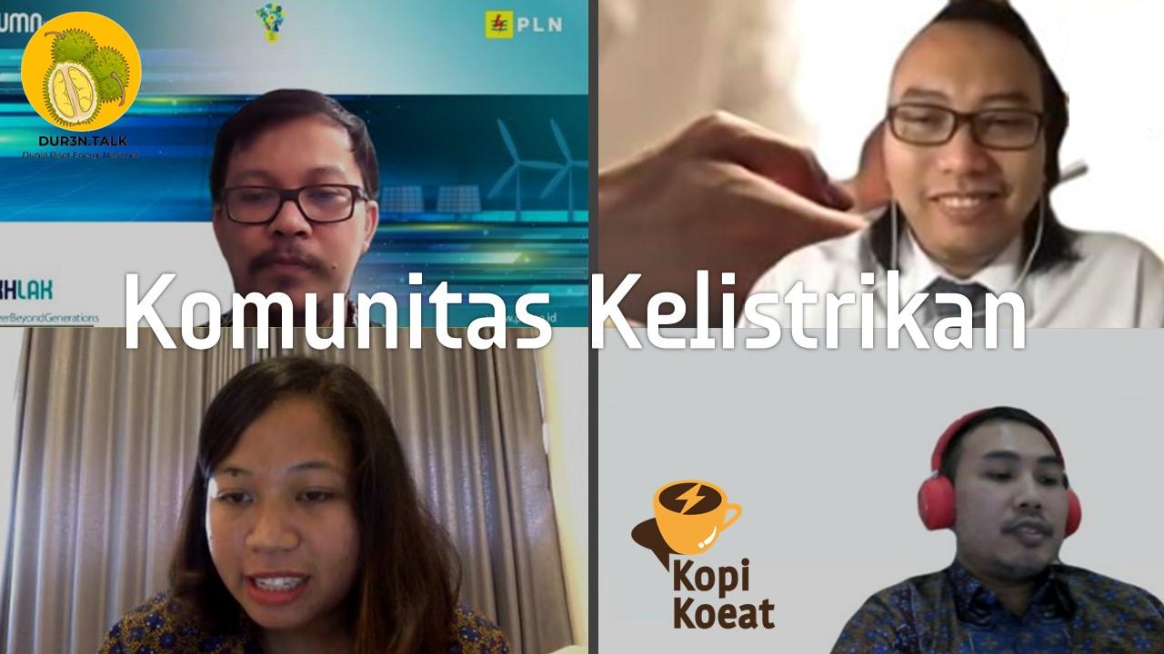 Membangun Dunia Kelistrikan Indonesia melalui Komunitas Berbagi