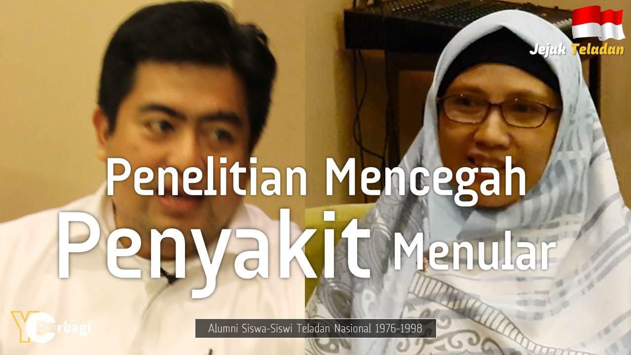Mencegah Penyakit Menular di Indonesia dengan Penelitian