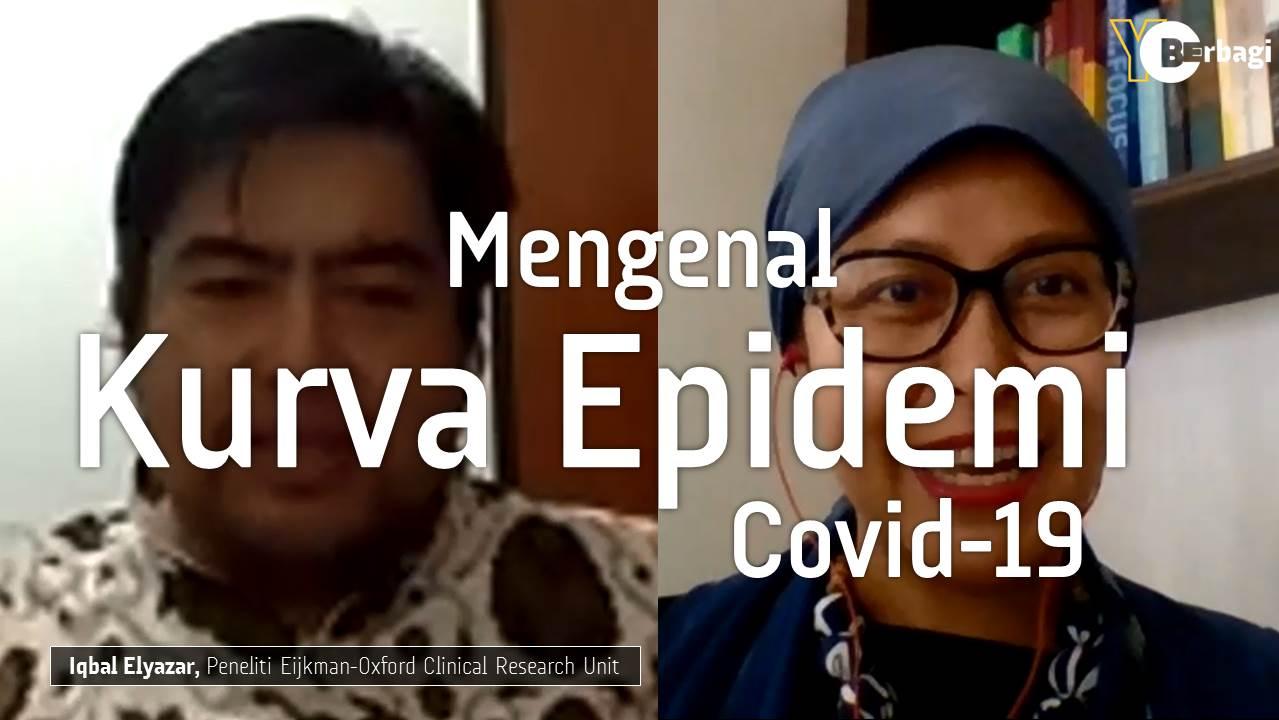 Mengenal Kurva Epidemi Covid-19