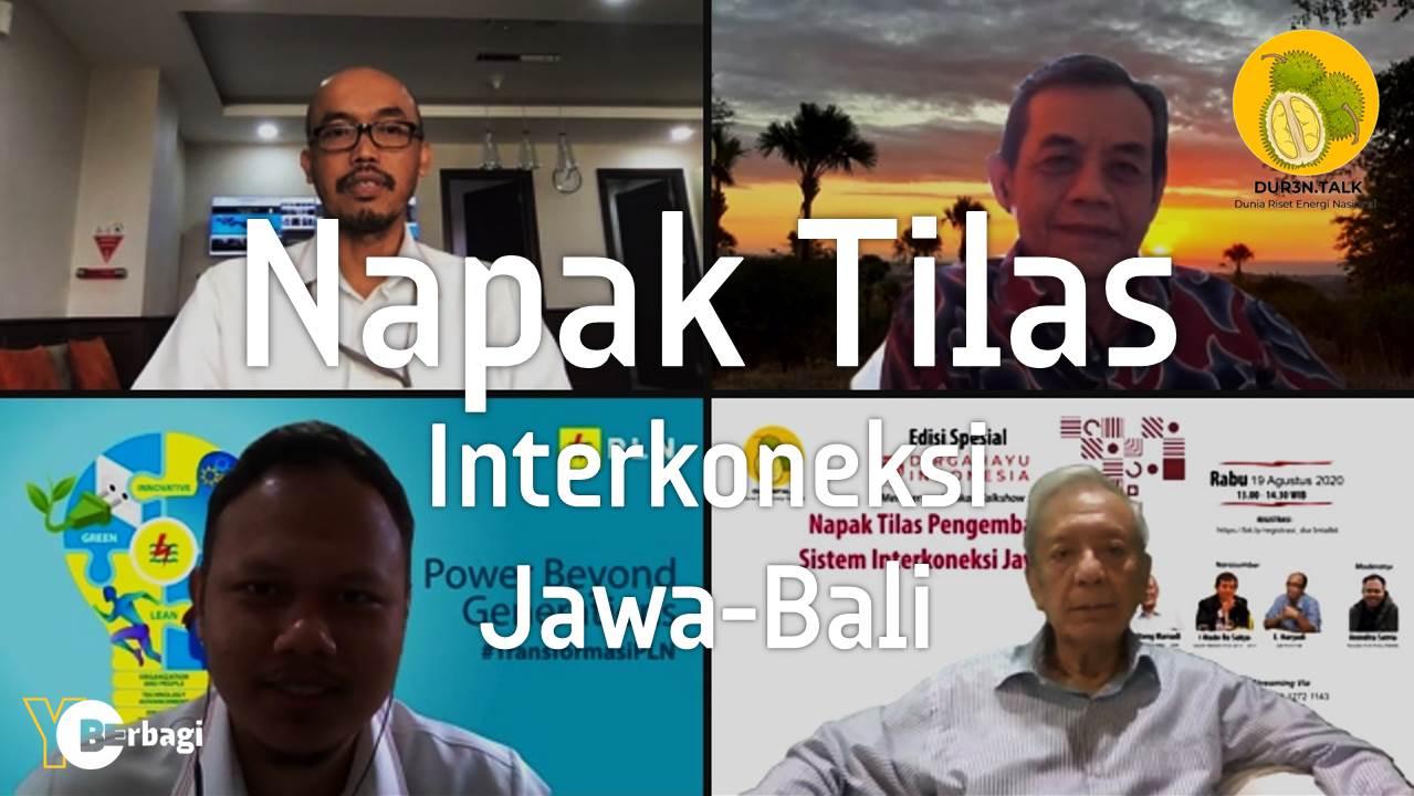 Napak Tilas Pengembangan Sistem Interkoneksi Sistem Jawa Bali