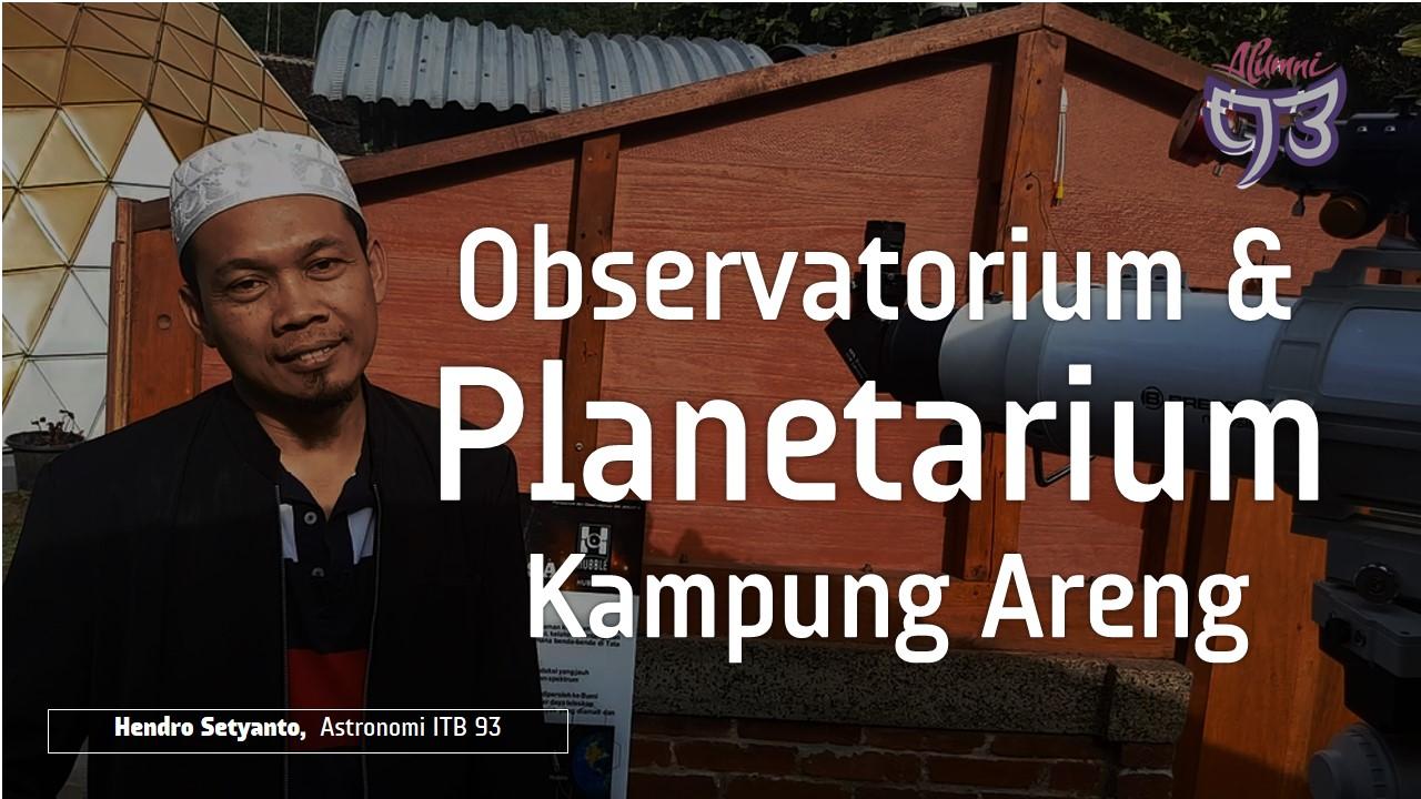 Observatorium Desa Eduwisata