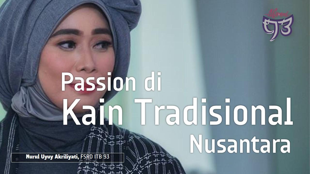 Passion di Kain Tradisional Nusantara, Reuni Perak Dua Kali