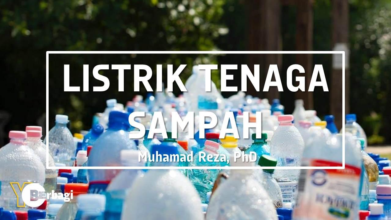 Pembangkit Listrik Tenaga Sampah