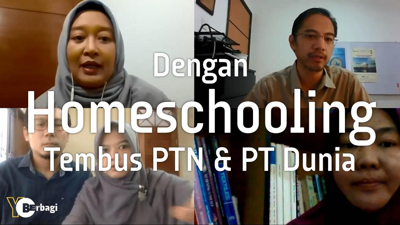 Pengalaman Homeschooling dari SD hingga tembus Universitas