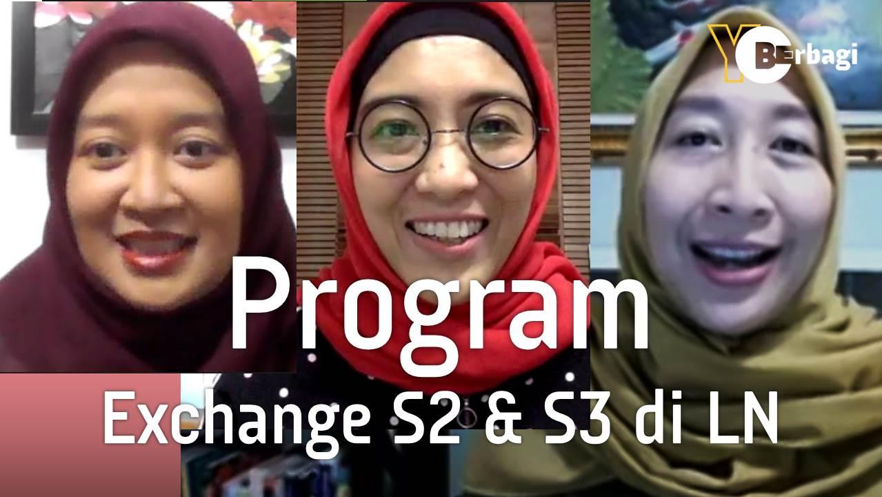 Pengalaman Student Exchange Program untuk Mahasiswa S2 dan S3
