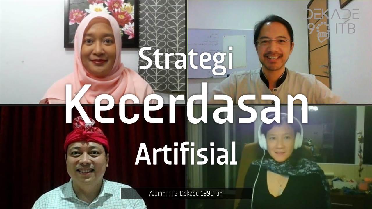 Pengembangan Strategis Kecerdasan Artifisial untuk Indonesia