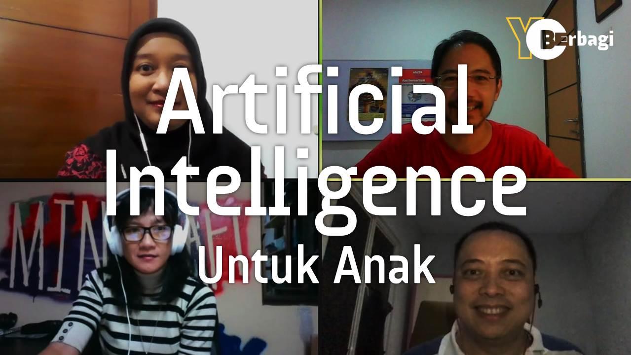 Pengenalan Artificial Intelligence untuk Anak-anak