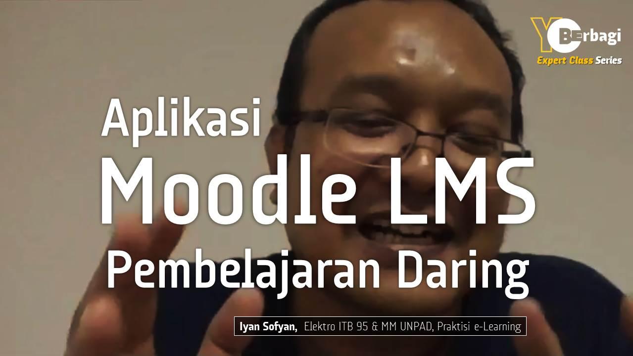 Penggunaan Aplikasi Moodle LMS untuk Pembelajaran Daring