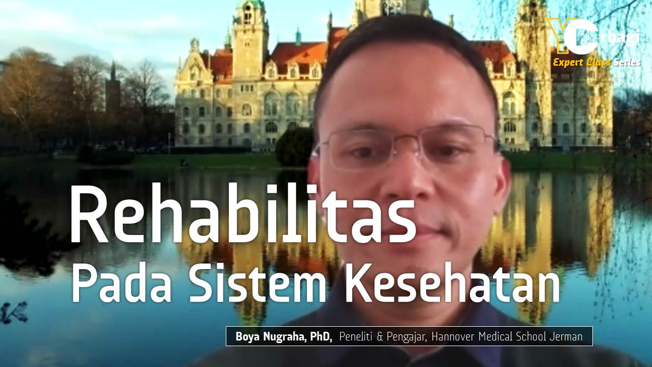 Penguatan Pelayanan Rehabilitasi pada Sistem Kesehatan