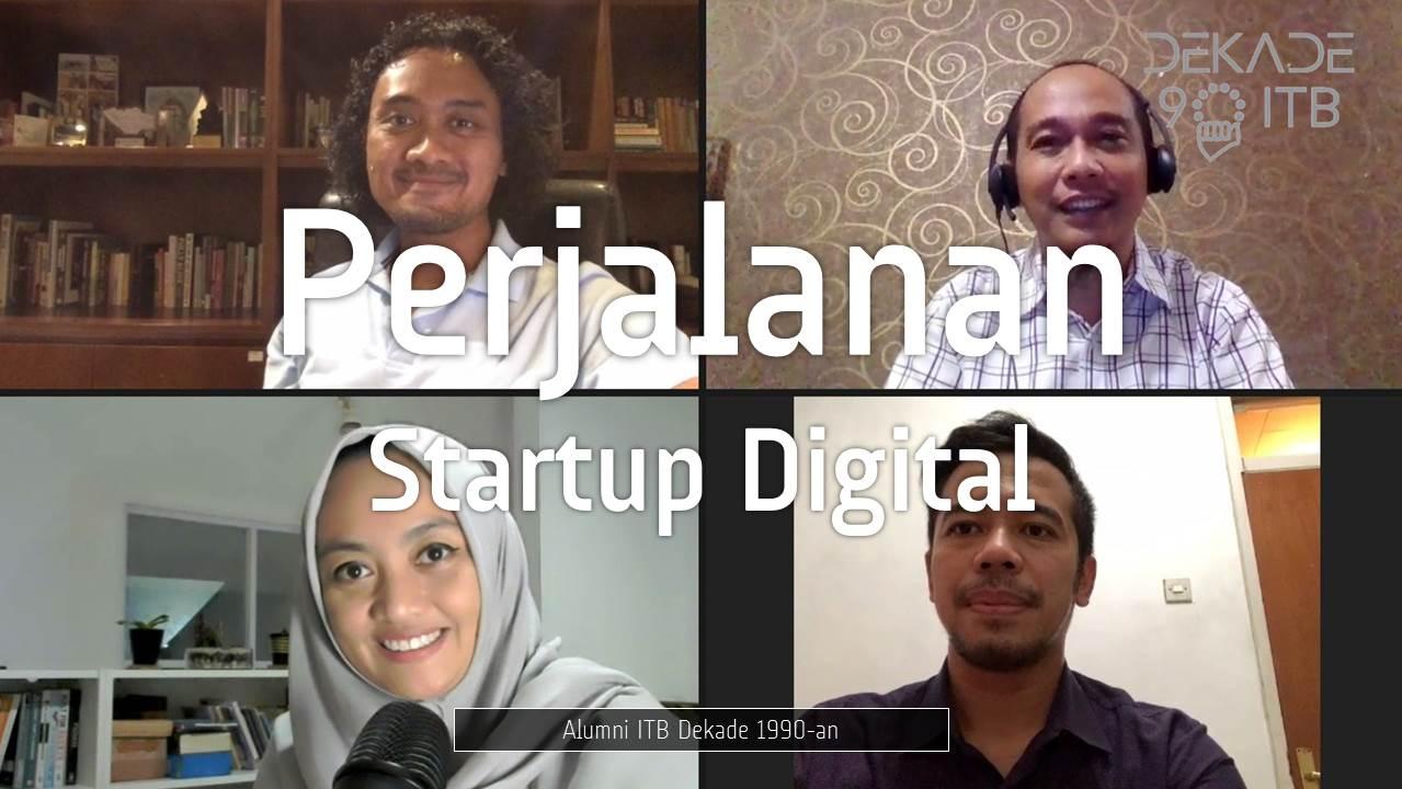 Perjalanan Inovasi Startup Digital