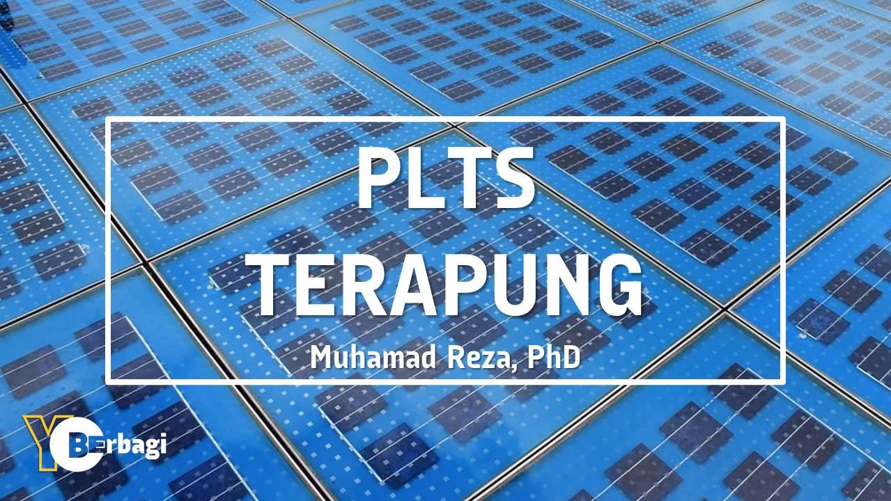 Teknologi PLTS Terapung
