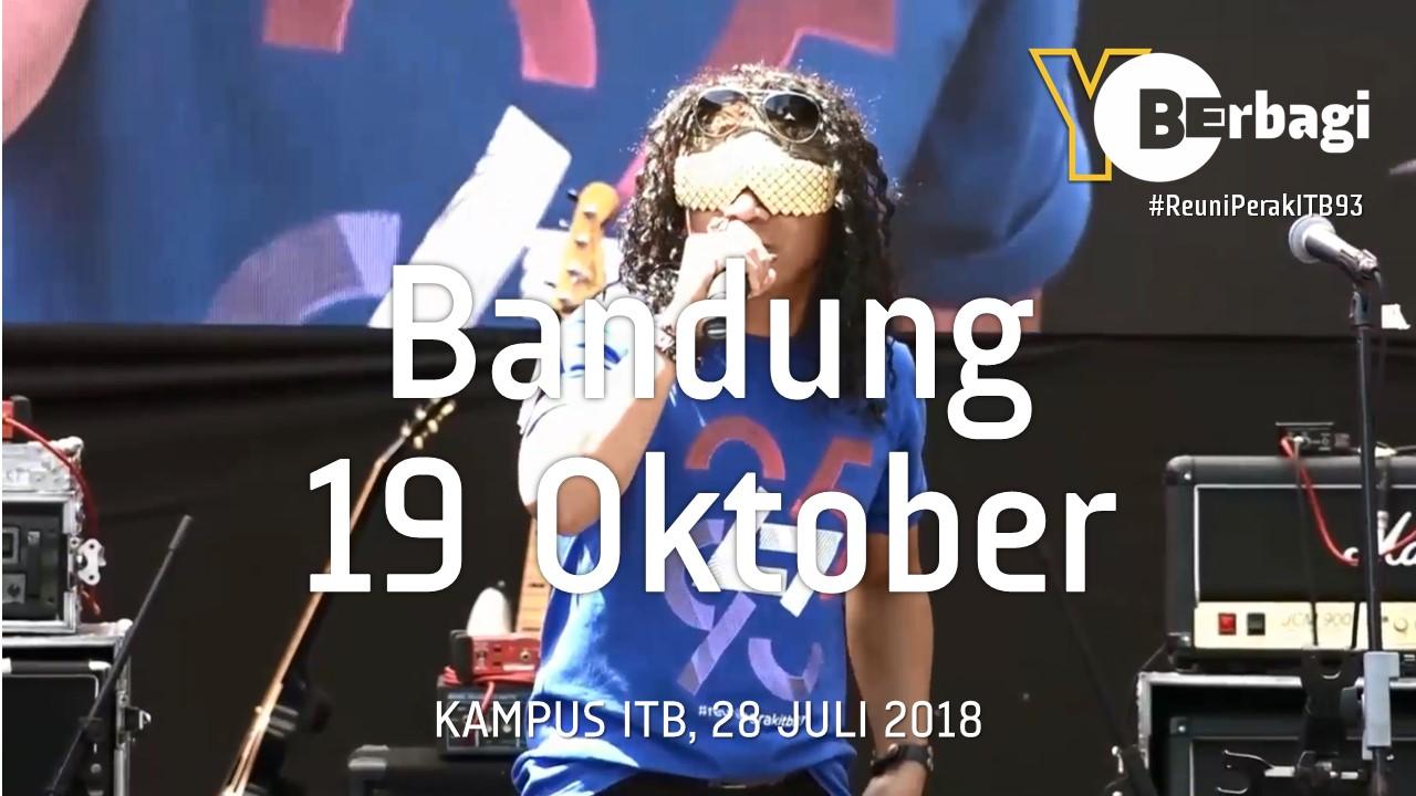 Reuni Perak ITB 93 Musik Candil