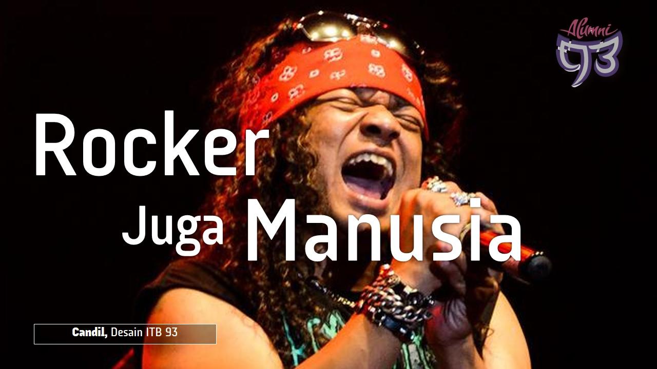 Rocker Juga Manusia