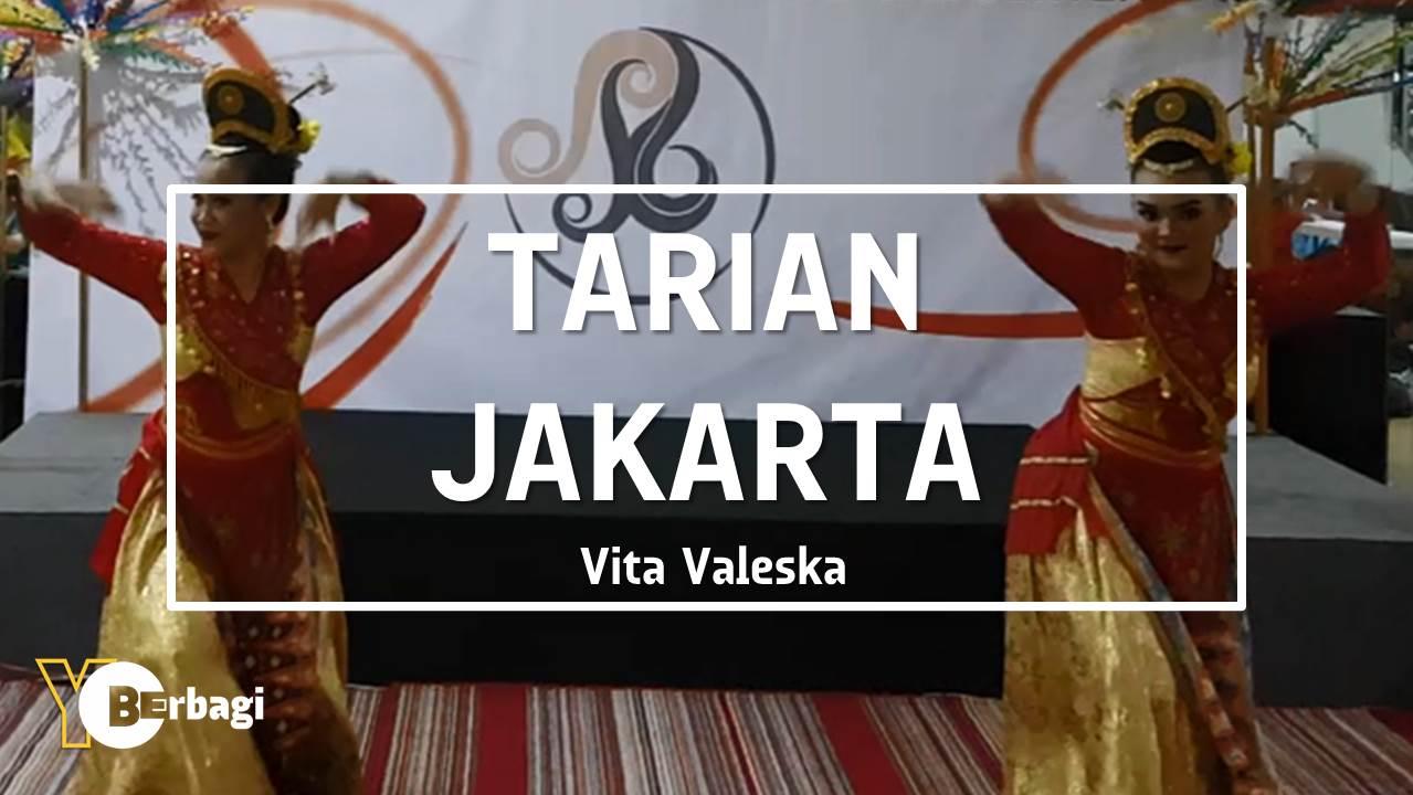 Tari-tarian Jakarta