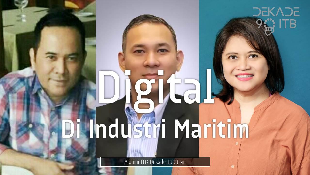 Teknologi & Bisnis Digital untuk Industri Maritim