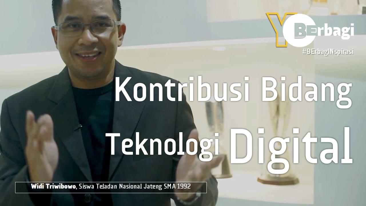 Teknologi Digital 4.0 untuk Indonesia