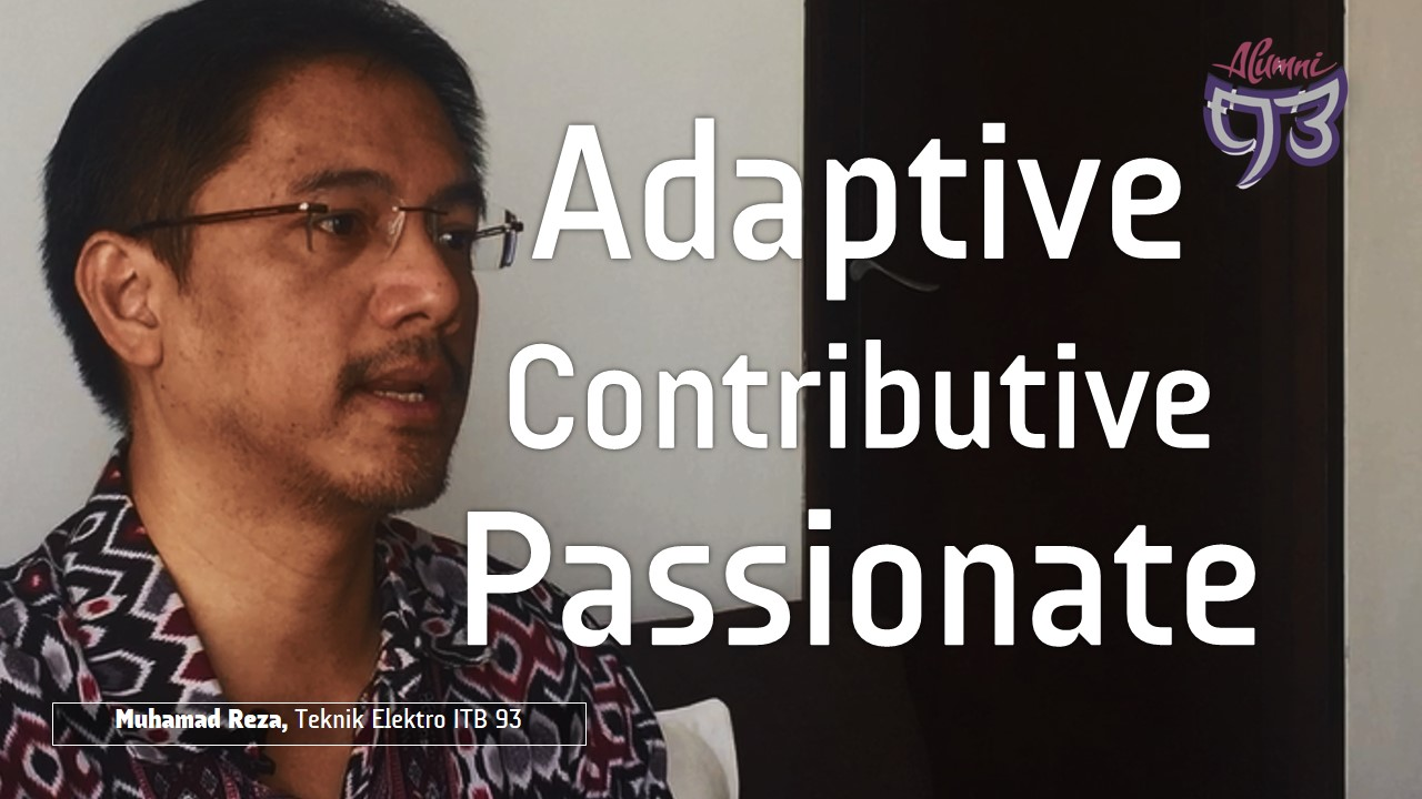 Tentang Adaptive Contributive Passionate