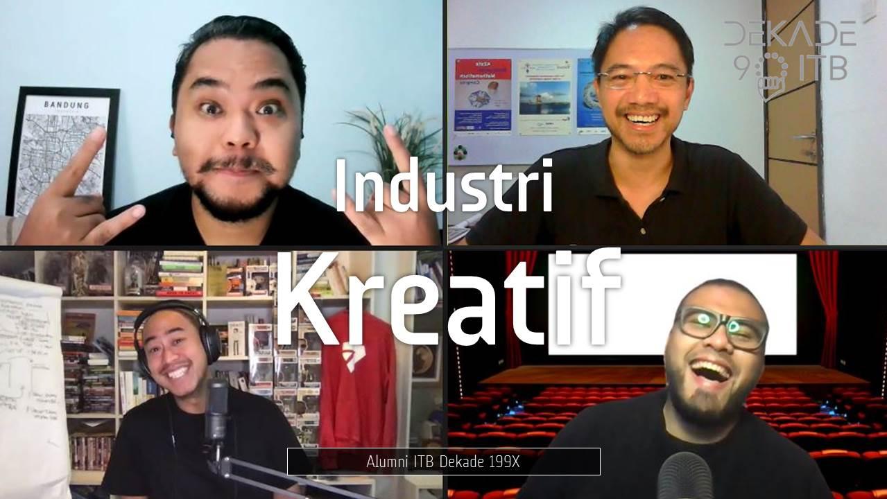 Terjun di Industri Kreatif Mulai dari Mana?