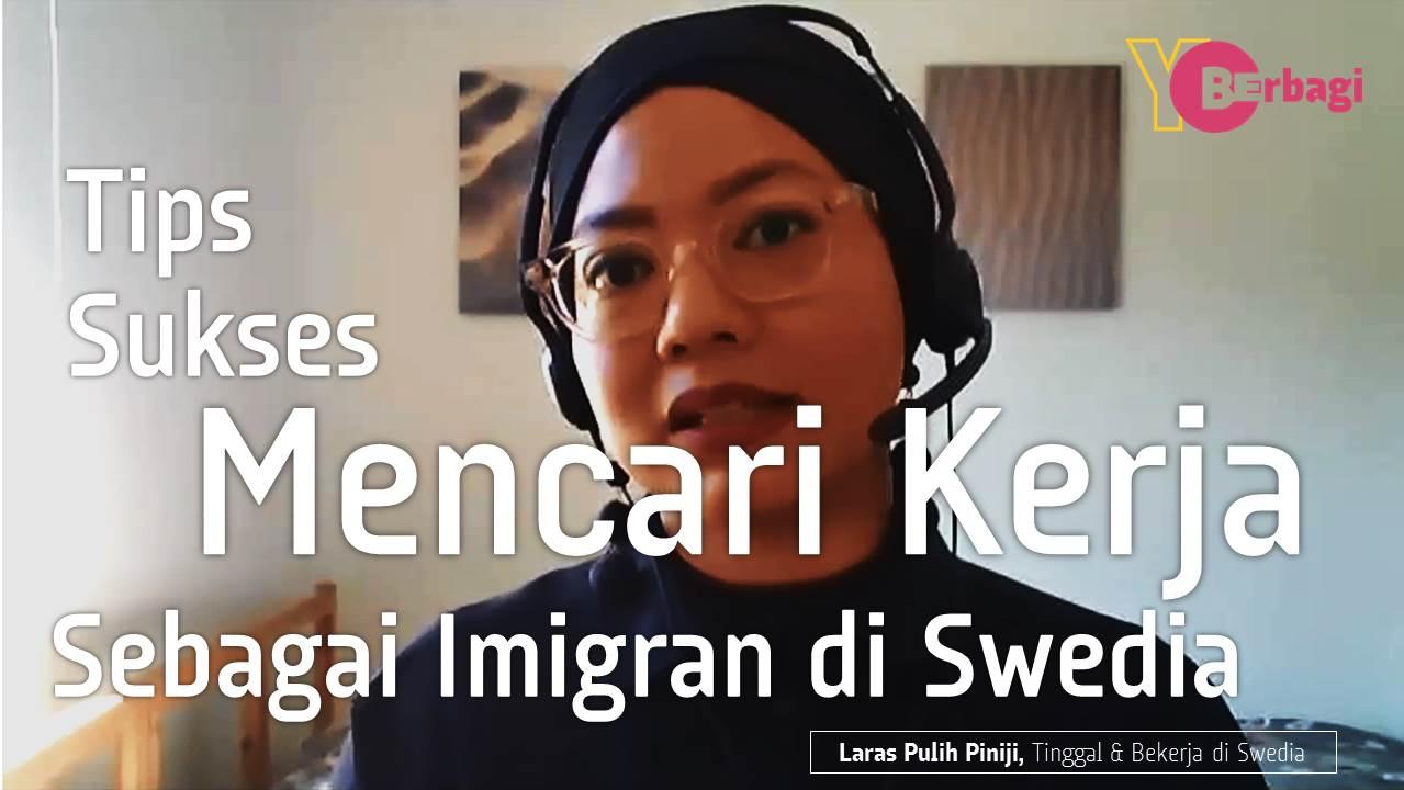 Tips sukses mencari kerja sebagai imigran di Swedia
