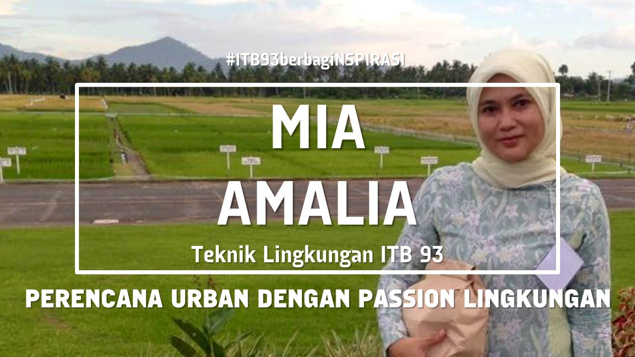 Urban Planner by Profession Environmental Economist by Passion