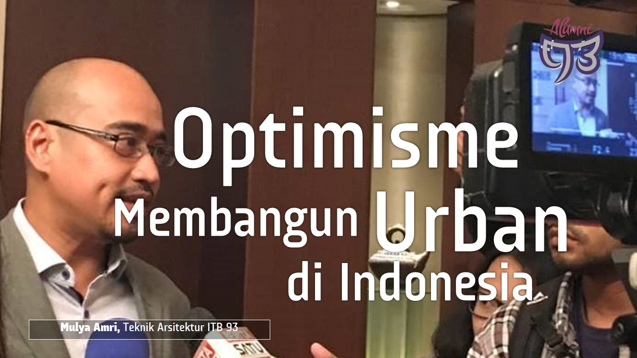Urban Planning Indonesia with Optimism